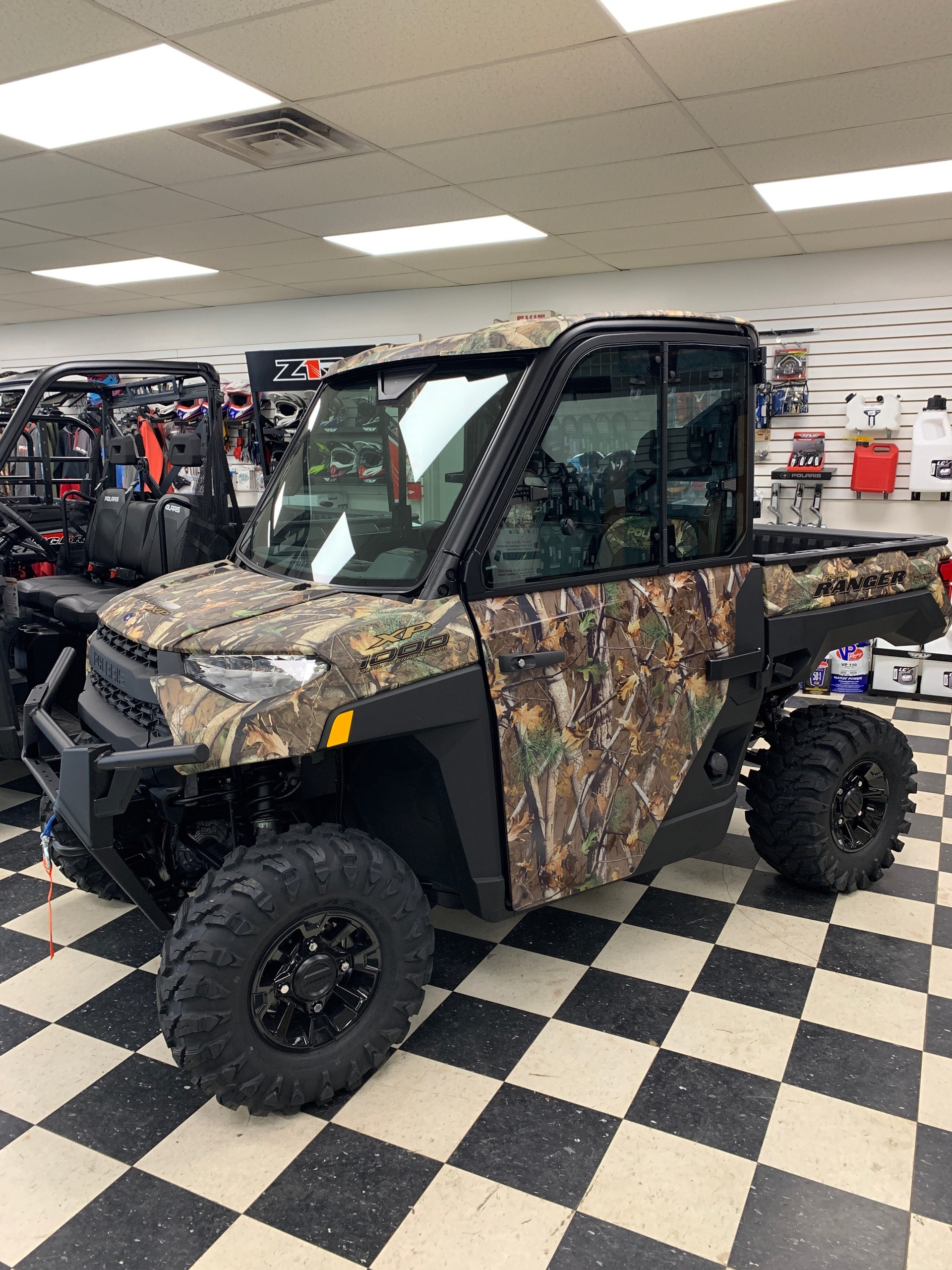 2019 Polaris RANGER XP 1000 EPS Back Country Limited Edition in Milford, New Hampshire - Photo 2