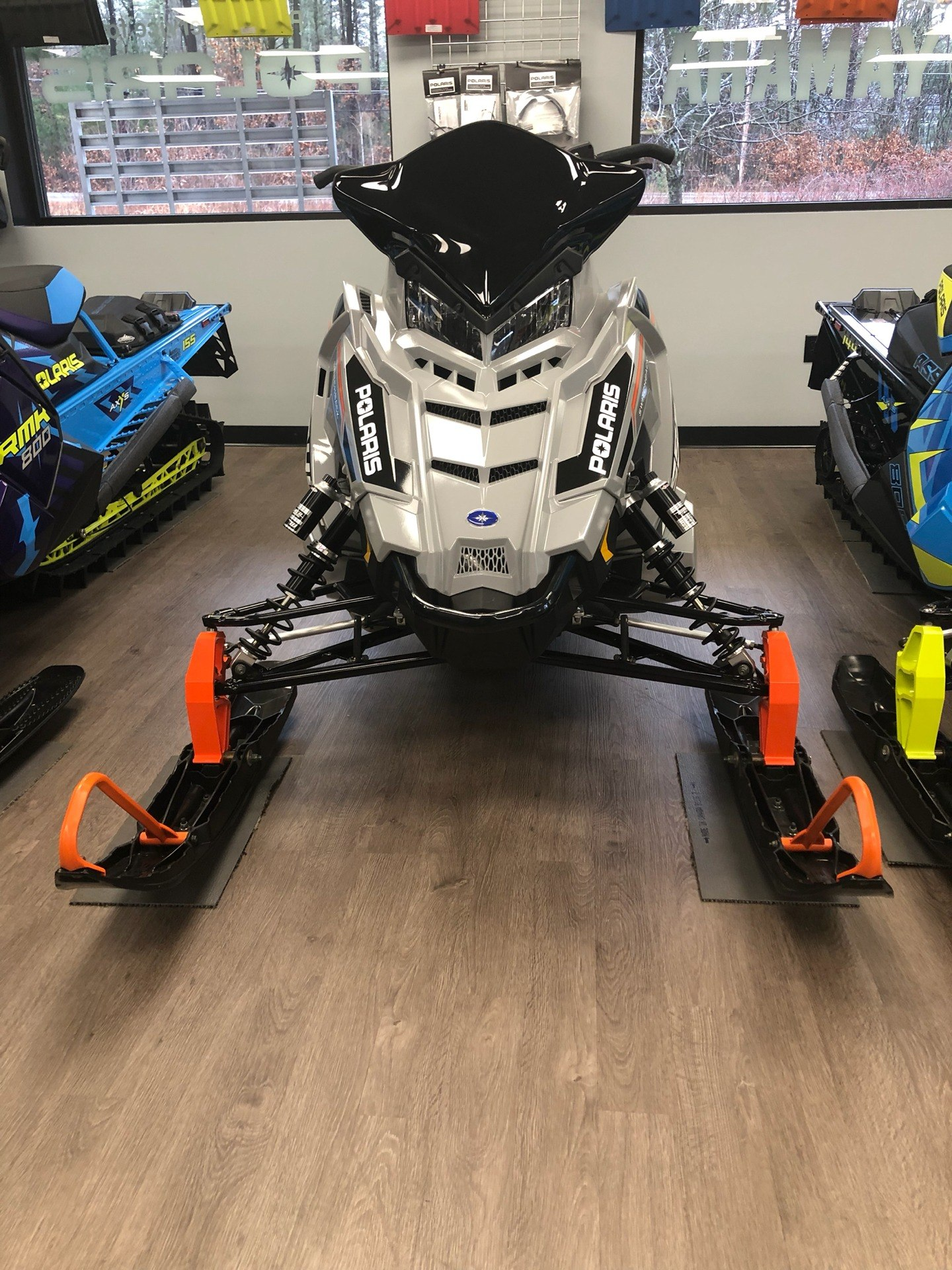 2020 Polaris 800 Switchback Assault 144 SC in Milford, New Hampshire - Photo 1