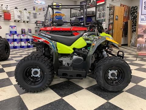 2019 Polaris Outlaw 50 in Milford, New Hampshire - Photo 2