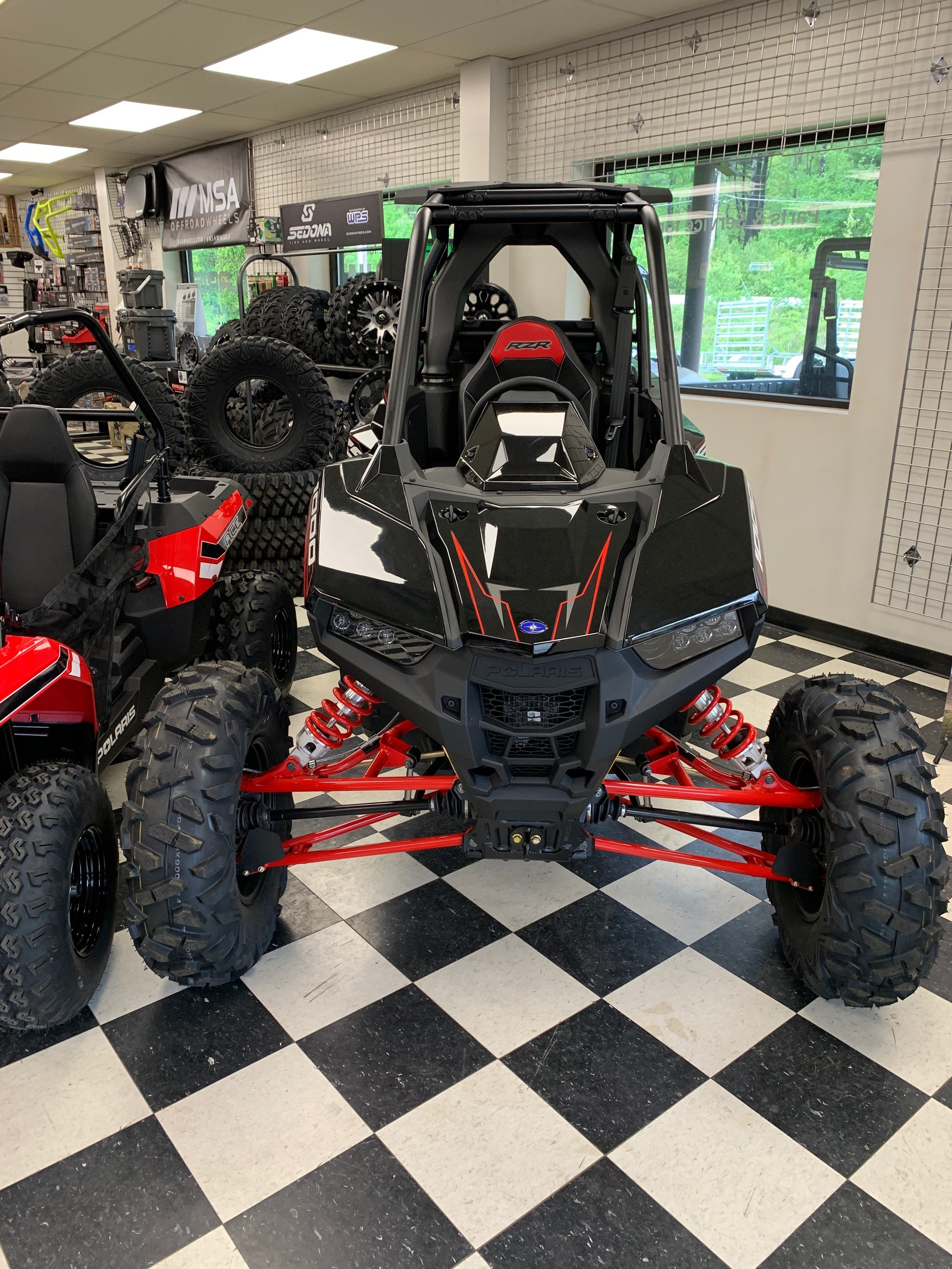 2019 Polaris RZR RS1 in Milford, New Hampshire - Photo 1