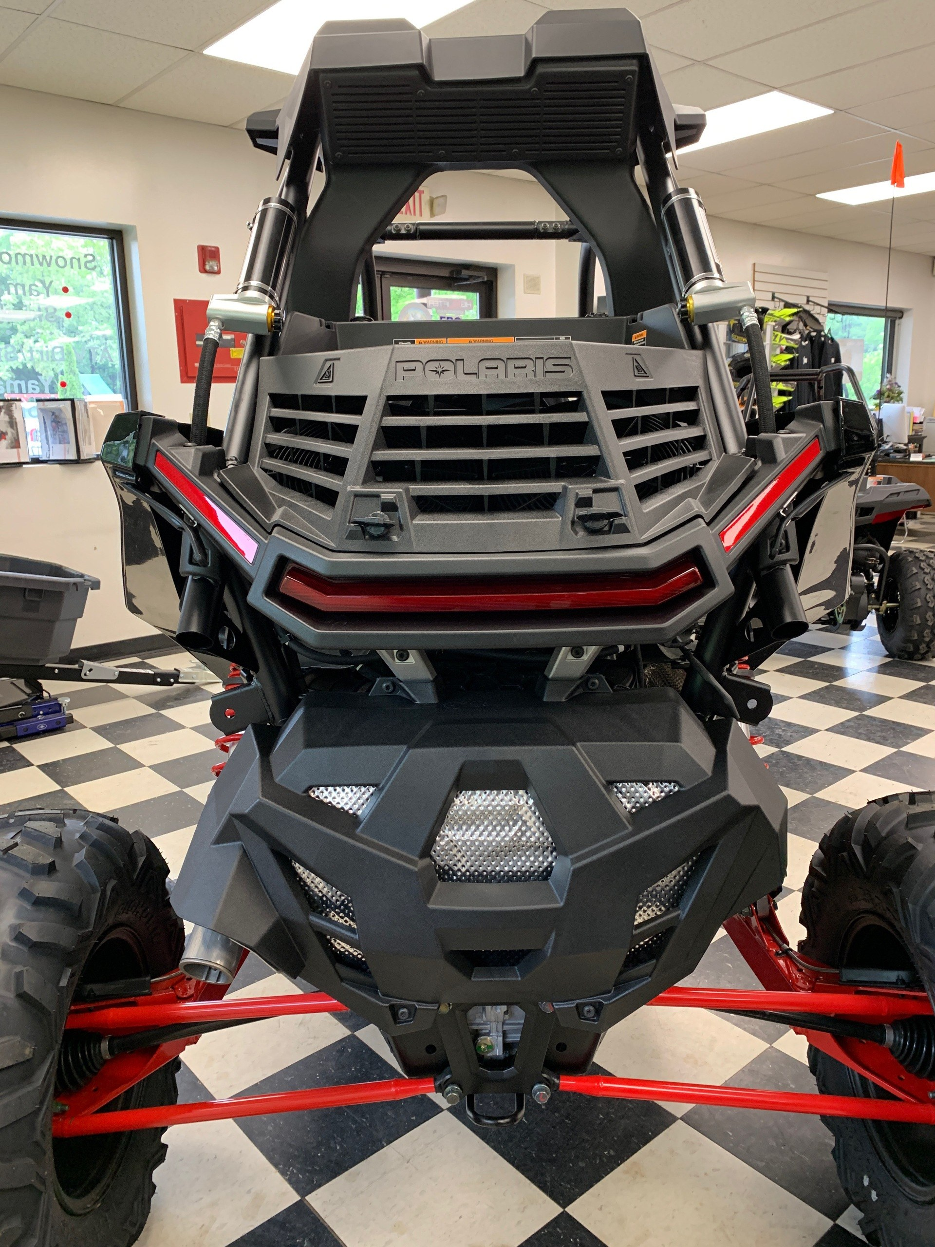 2019 Polaris RZR RS1 in Milford, New Hampshire - Photo 4
