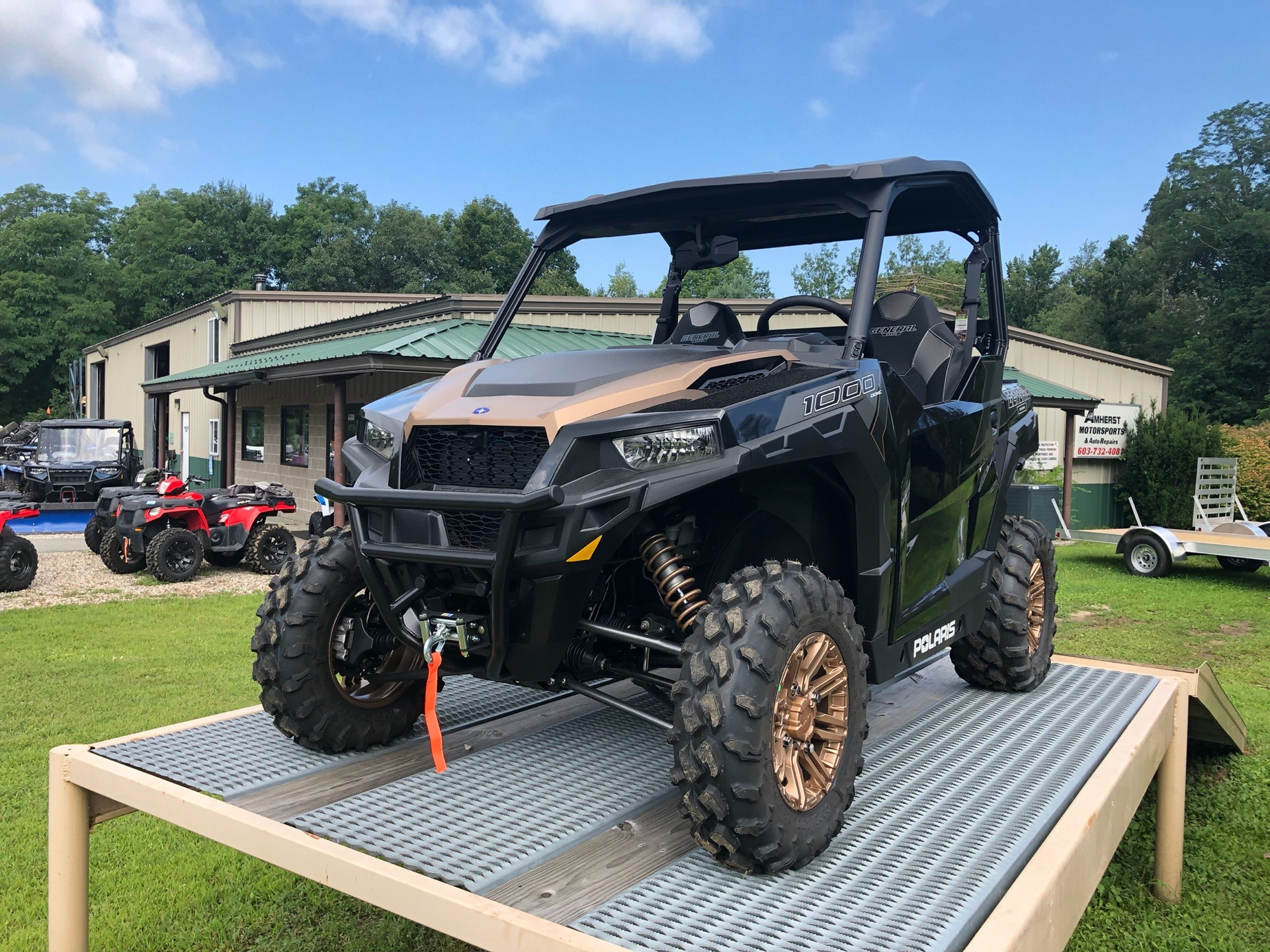 2019 Polaris General 1000 EPS Ride Command Edition in Milford, New Hampshire - Photo 1