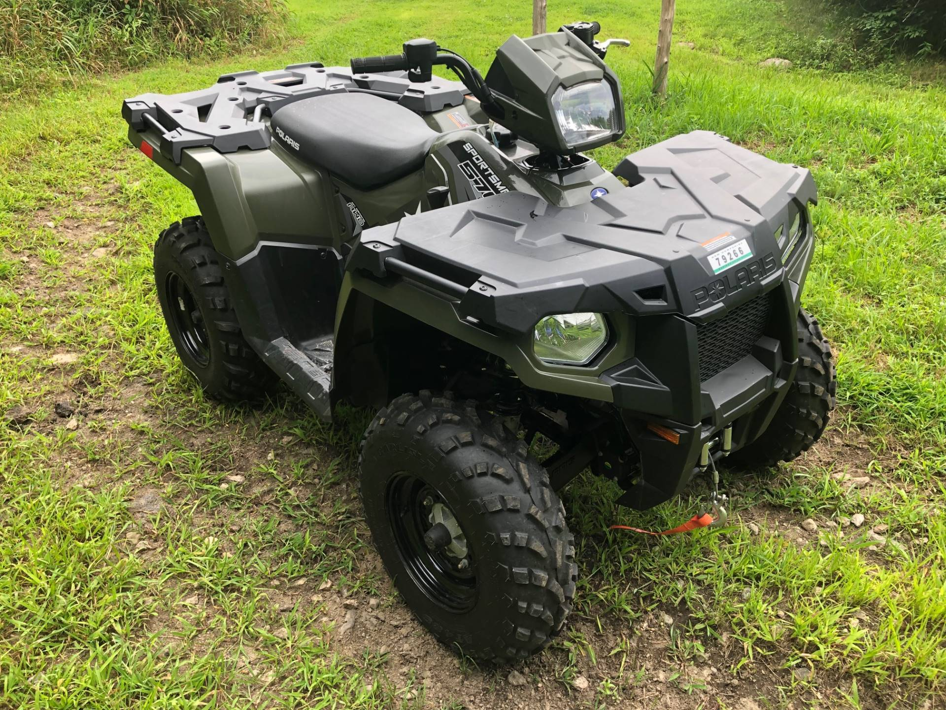 2018 Polaris Sportsman 570 in Milford, New Hampshire - Photo 2
