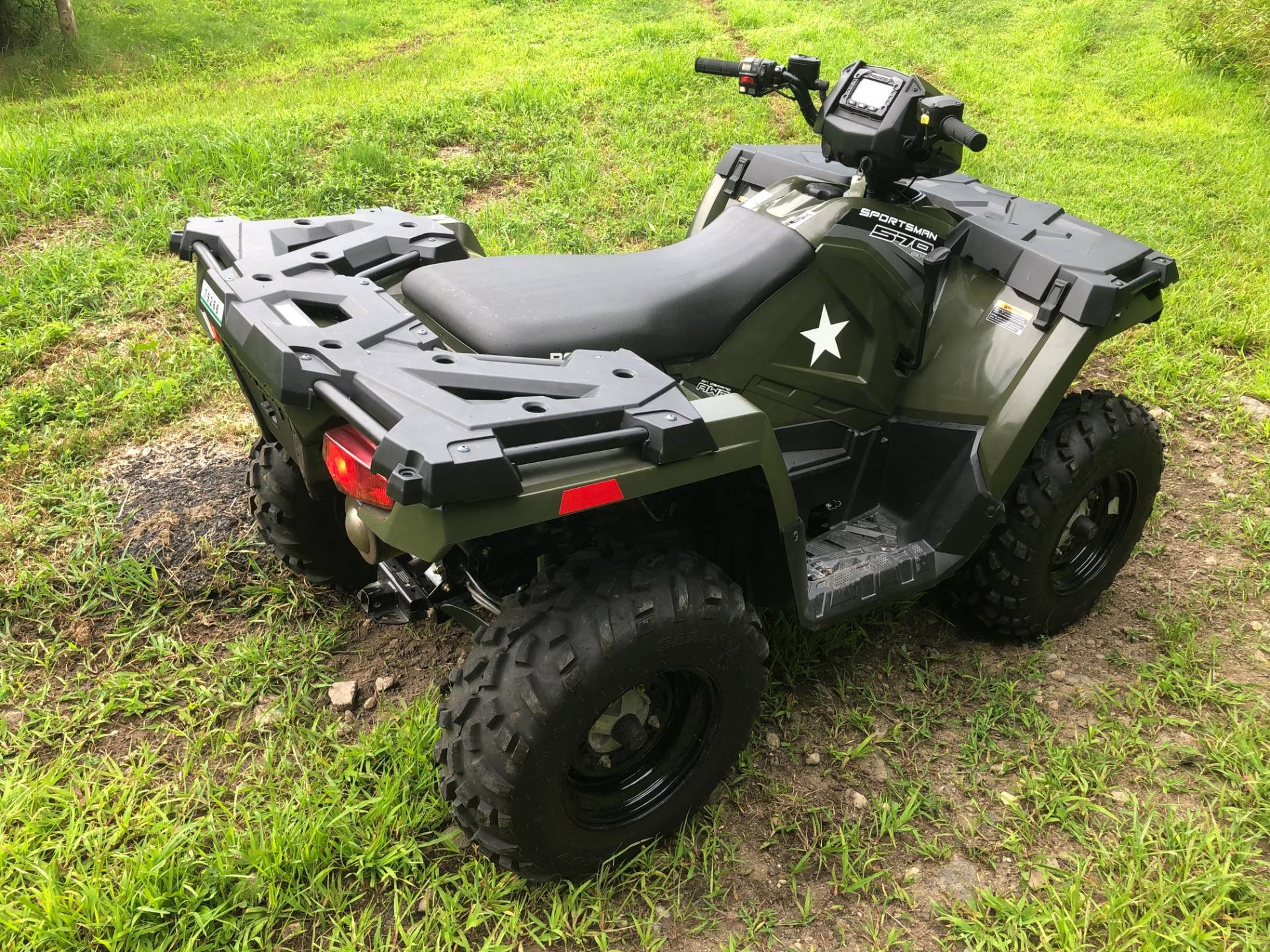 2018 Polaris Sportsman 570 in Milford, New Hampshire - Photo 3