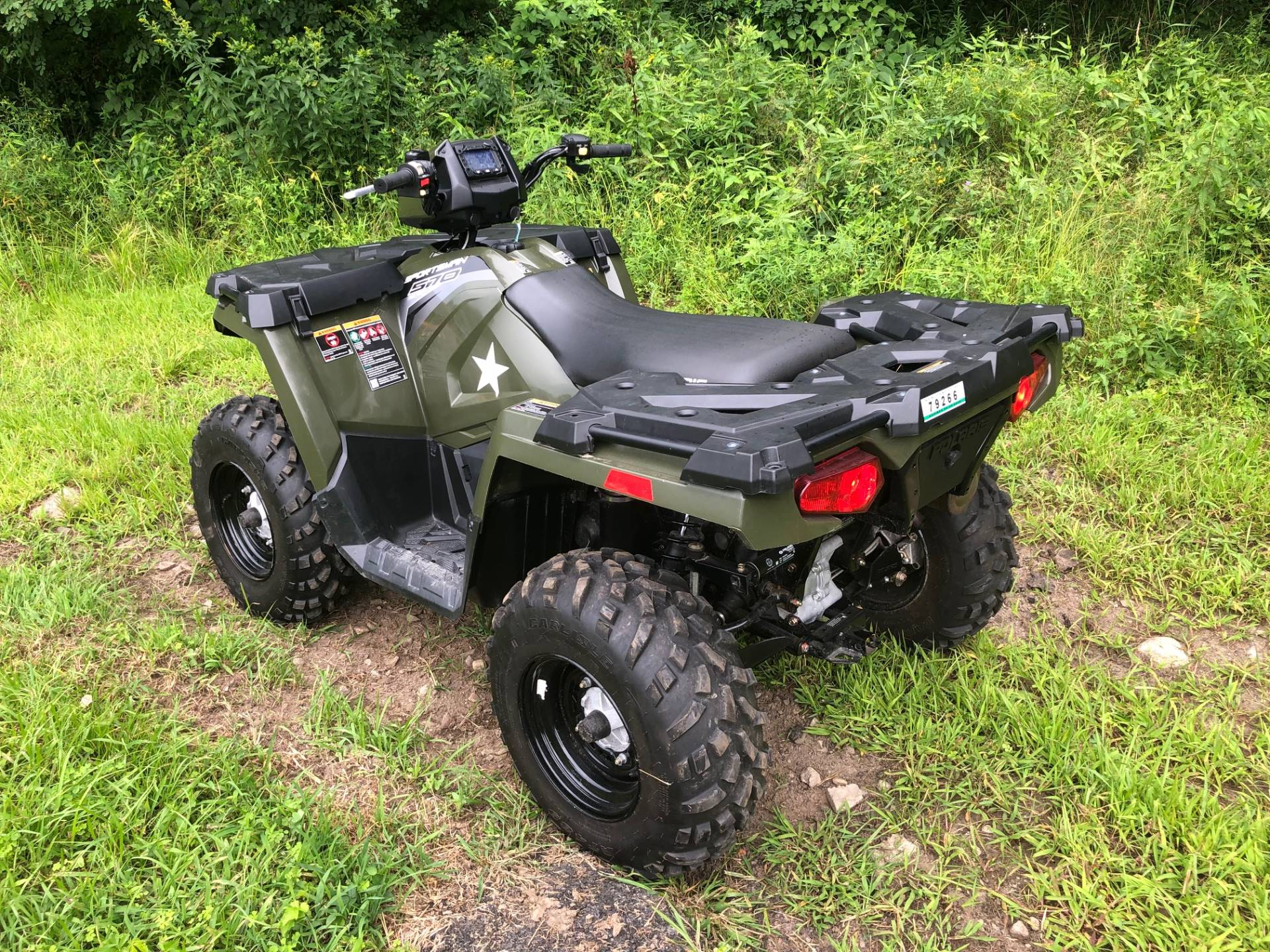 2018 Polaris Sportsman 570 in Milford, New Hampshire - Photo 4