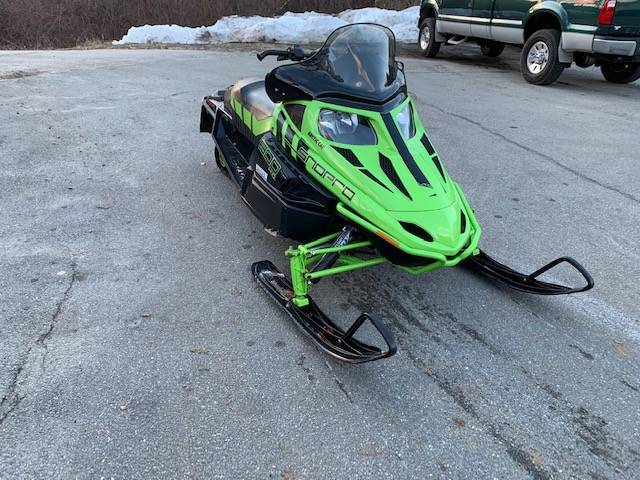 2011 Arctic Cat F8 Sno Pro® in Milford, New Hampshire - Photo 1