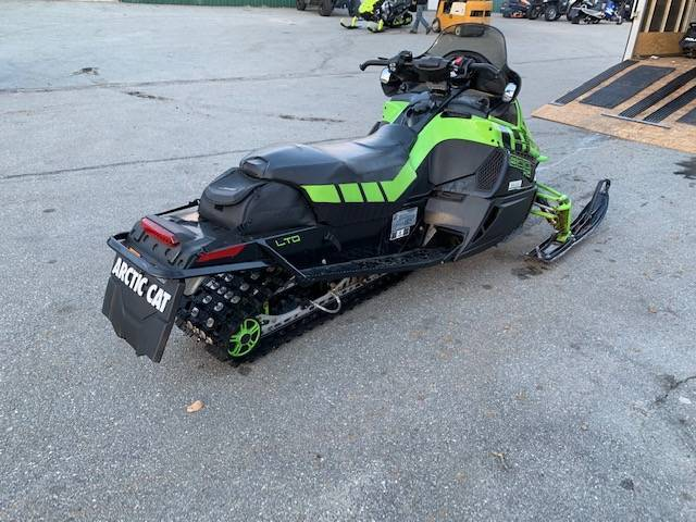2011 Arctic Cat F8 Sno Pro® in Milford, New Hampshire - Photo 2