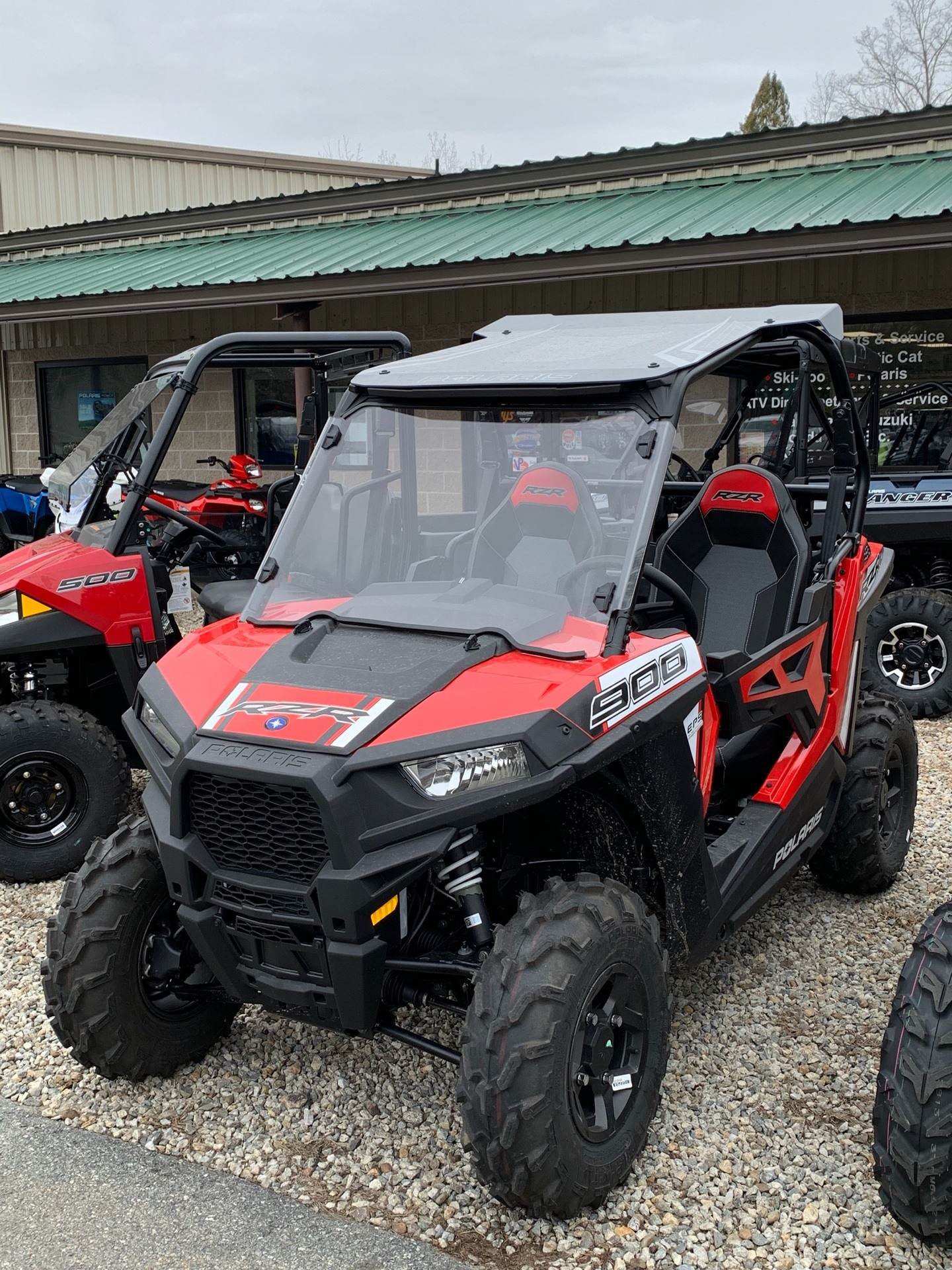 2019 Polaris RZR 900 EPS in Milford, New Hampshire