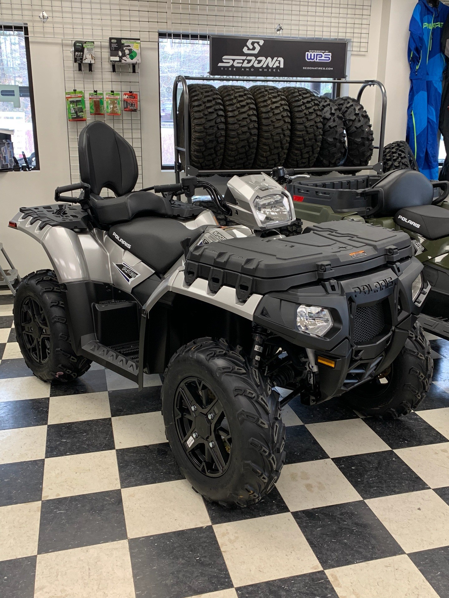 2019 Polaris Sportsman Touring 850 SP in Milford, New Hampshire - Photo 1