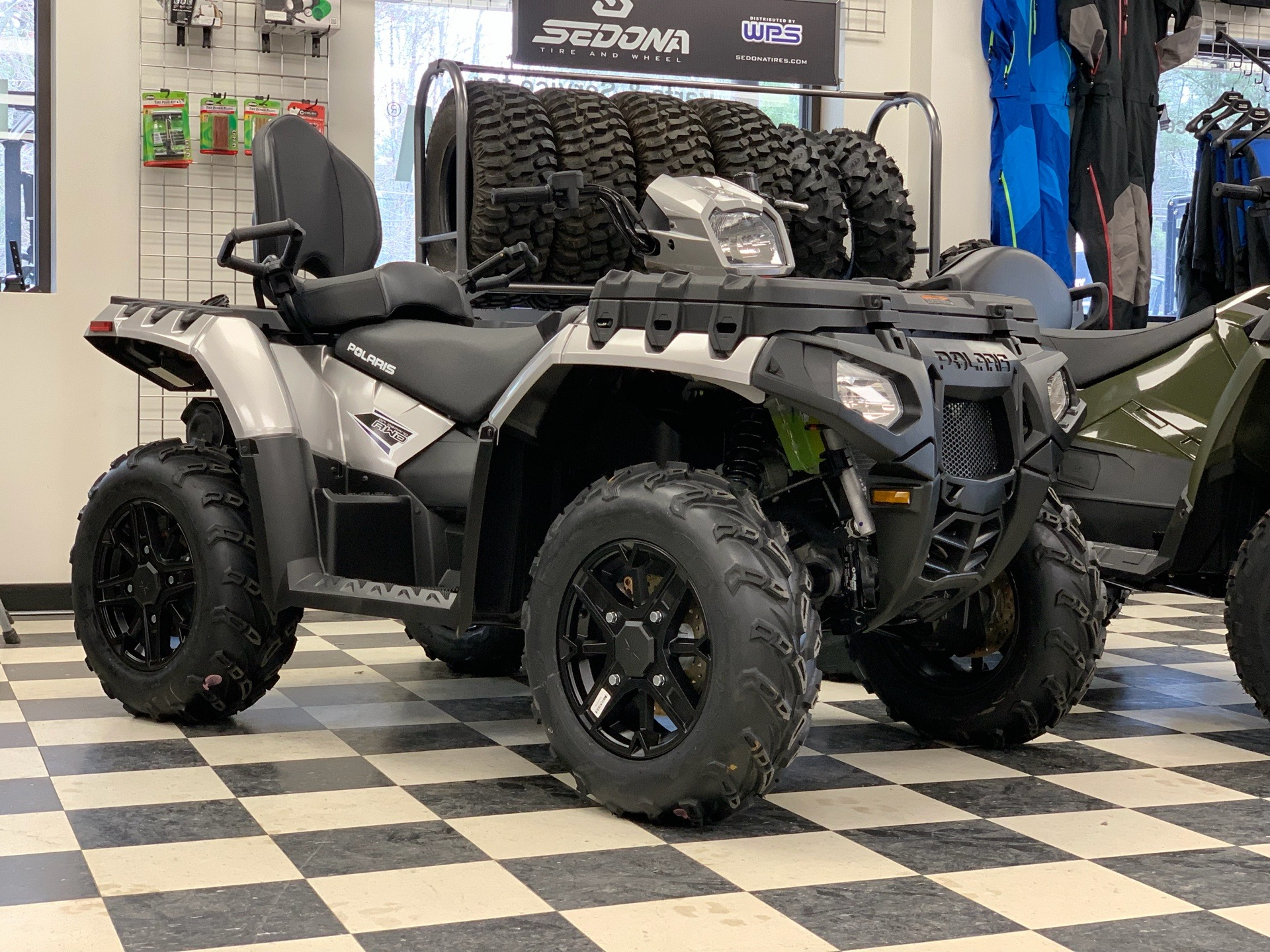 2019 Polaris Sportsman Touring 850 SP in Milford, New Hampshire - Photo 2