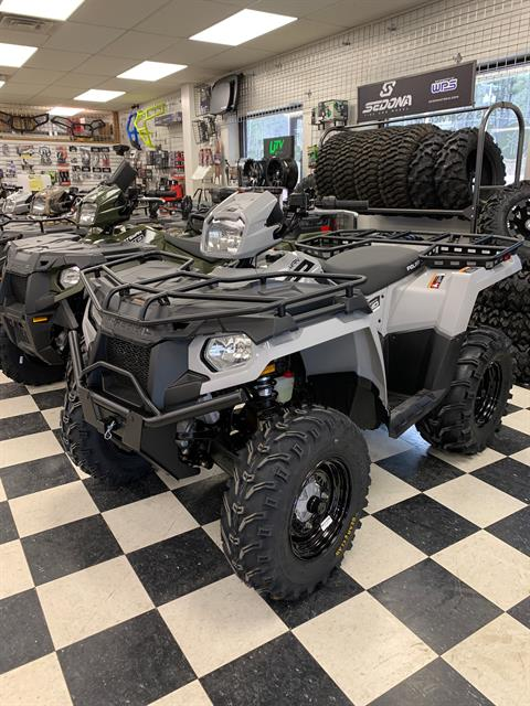 2019 Polaris Sportsman 570 EPS Utility Edition in Milford, New Hampshire