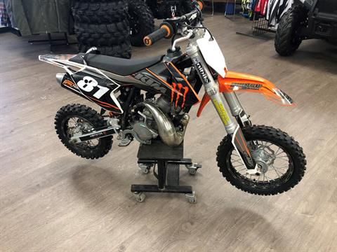 2016 KTM 50 SX in Milford, New Hampshire - Photo 1