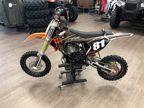 2016 KTM 50 SX in Milford, New Hampshire - Photo 2