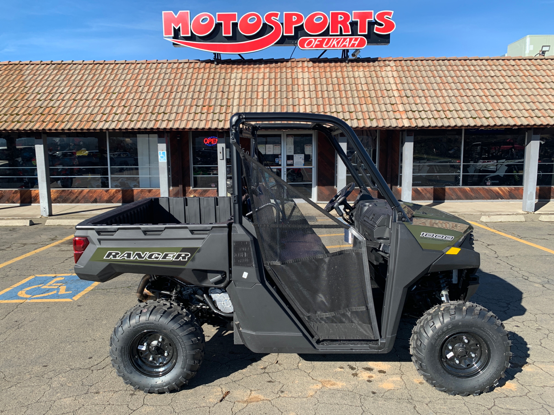 2021 Polaris Ranger 1000 in Ukiah, California