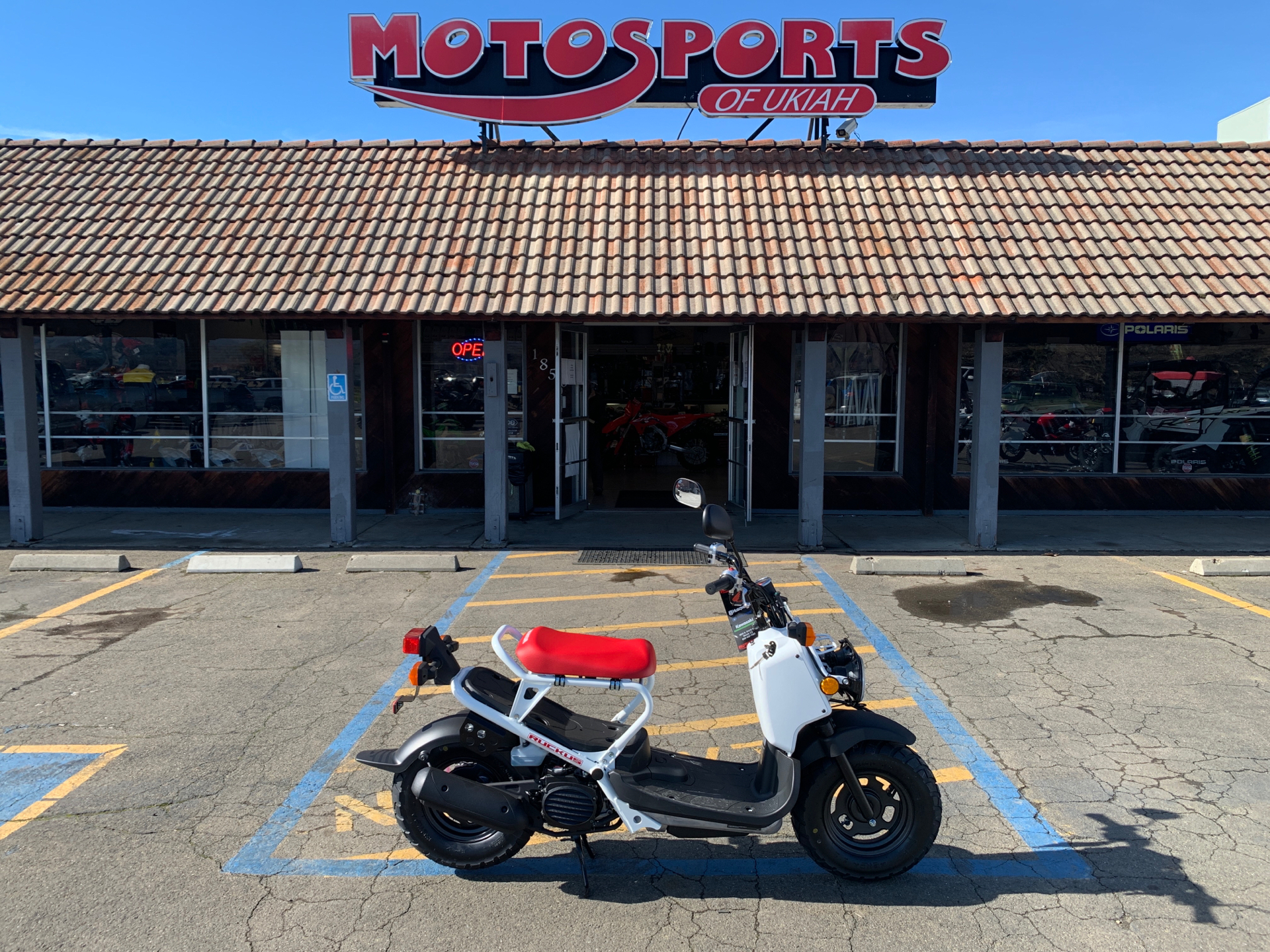2020 Honda Ruckus in Ukiah, California