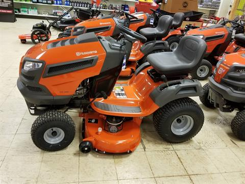 2018 Husqvarna Power Equipment YTH1942 Loncin (960 43 02-49) in Bigfork, Minnesota