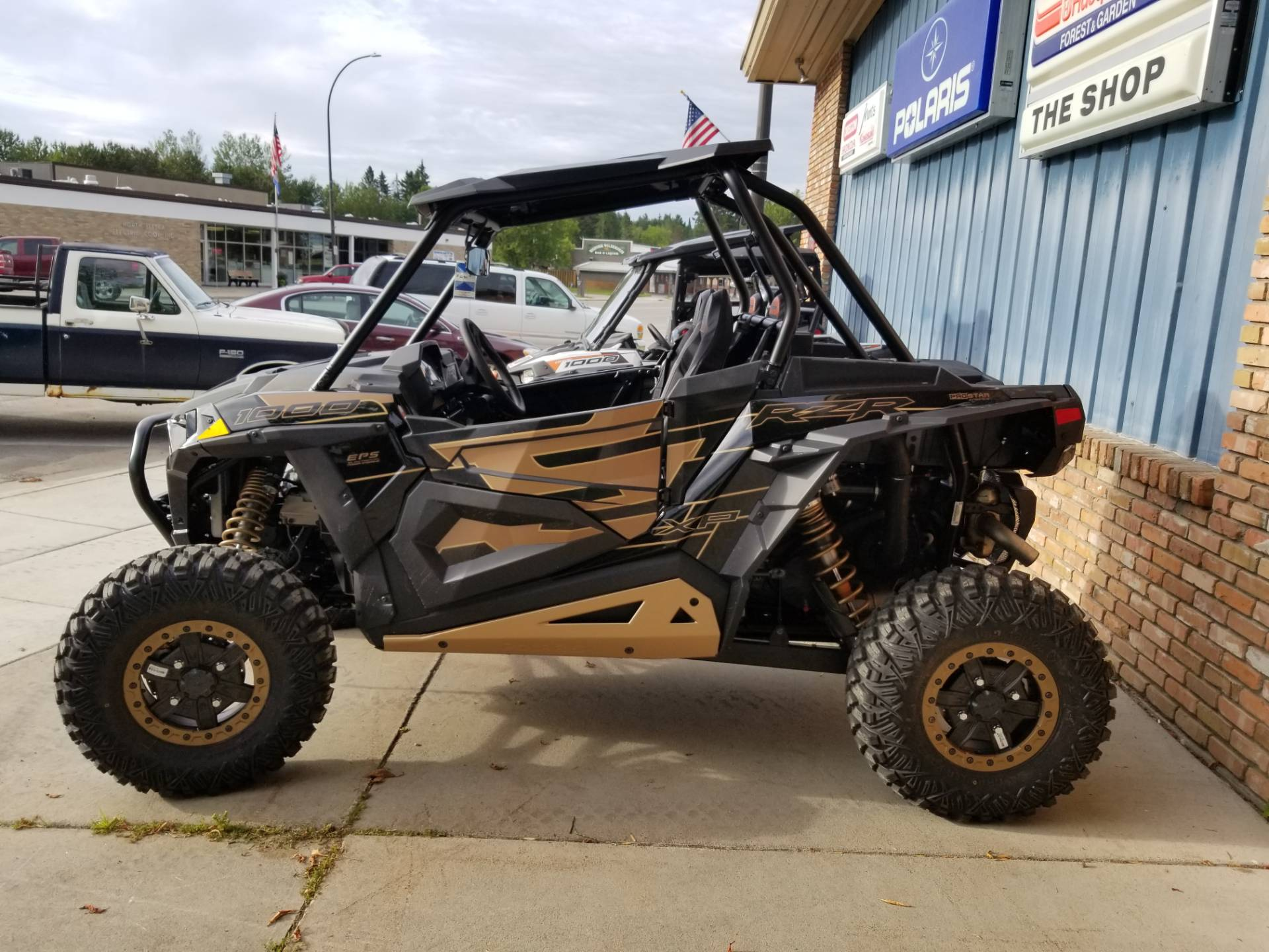 2019 Polaris RZR XP 1000 Trails & Rocks in Bigfork, Minnesota - Photo 1