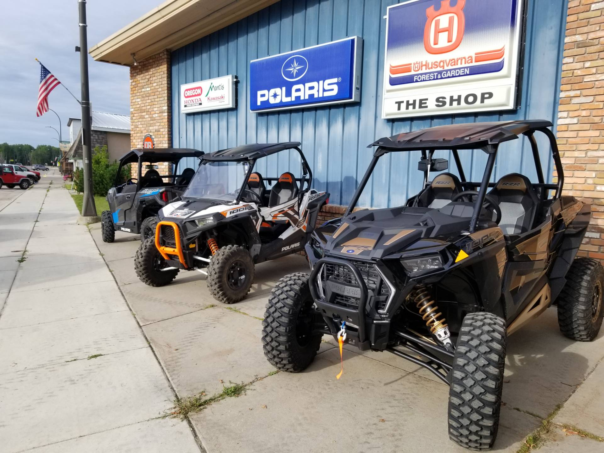 2019 Polaris RZR XP 1000 Trails & Rocks in Bigfork, Minnesota - Photo 2