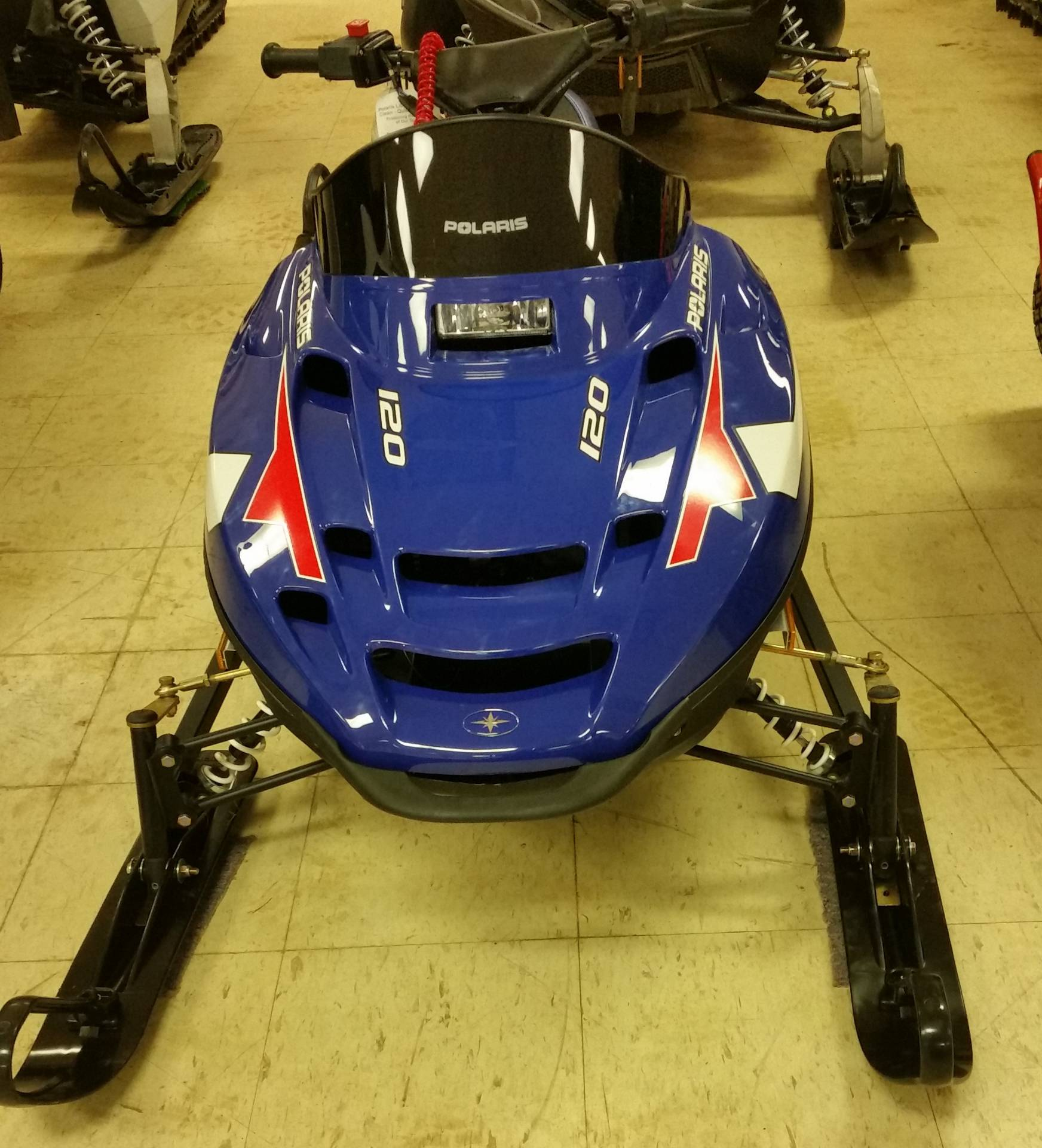 2016 Polaris 120 INDY in Bigfork, Minnesota - Photo 1