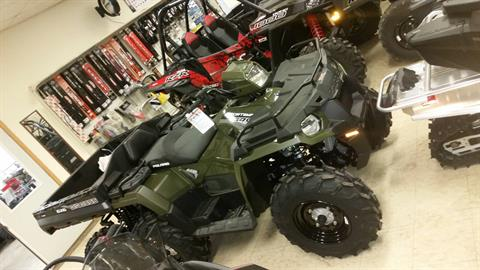 2018 Polaris Sportsman 6x6 570 in Bigfork, Minnesota