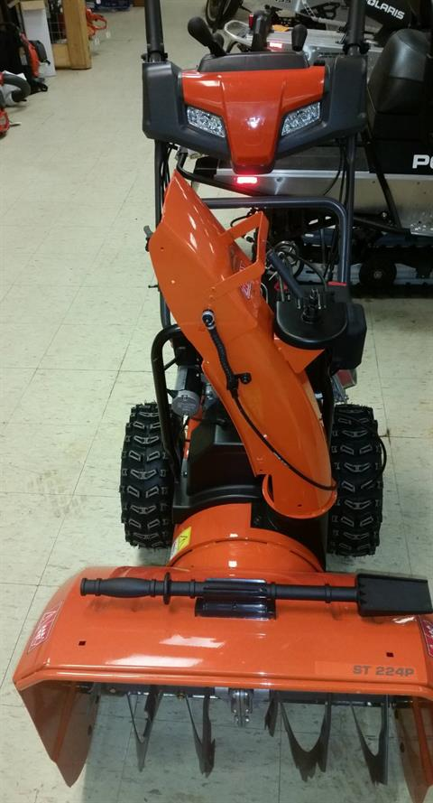 Husqvarna Power Equipment ST 224P (961 93 01-22) in Bigfork, Minnesota - Photo 1