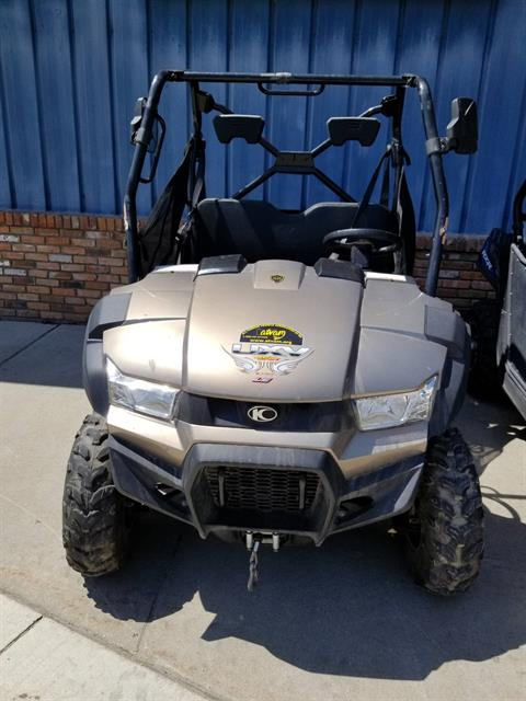 2015 Kymco UXV 450i LE 50th in Bigfork, Minnesota