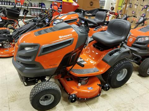 2018 Husqvarna Power Equipment YTH20K42 42 in. Kohler in Bigfork, Minnesota - Photo 1