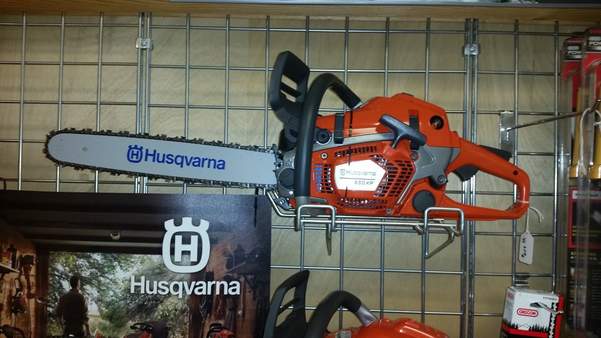 2015 Husqvarna Power Equipment 550 XP® in Bigfork, Minnesota - Photo 1
