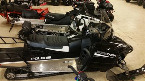 2016 Polaris 600 IQ Widetrak in Bigfork, Minnesota