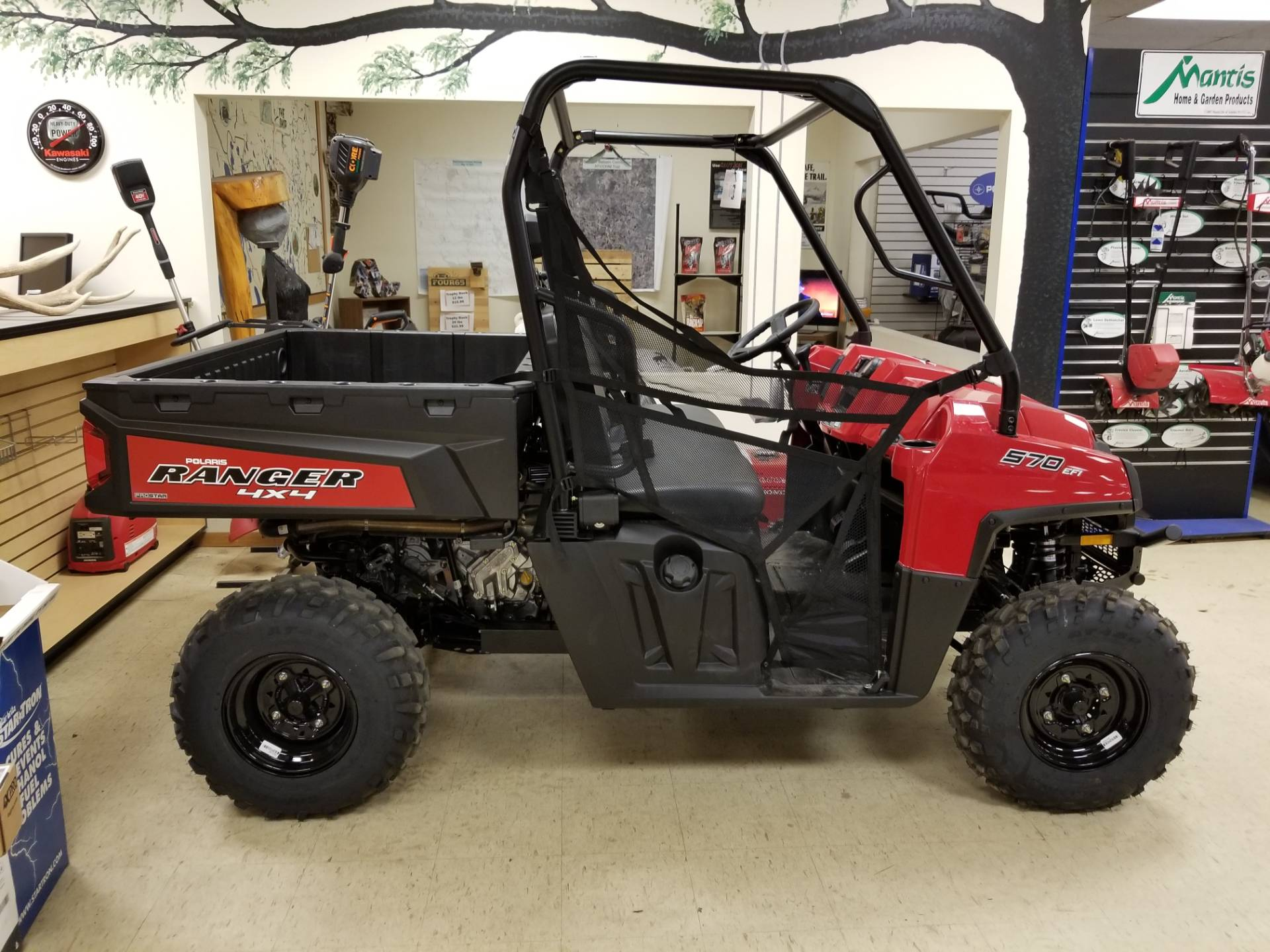 2019 Polaris Ranger 570 Full-Size in Bigfork, Minnesota - Photo 2