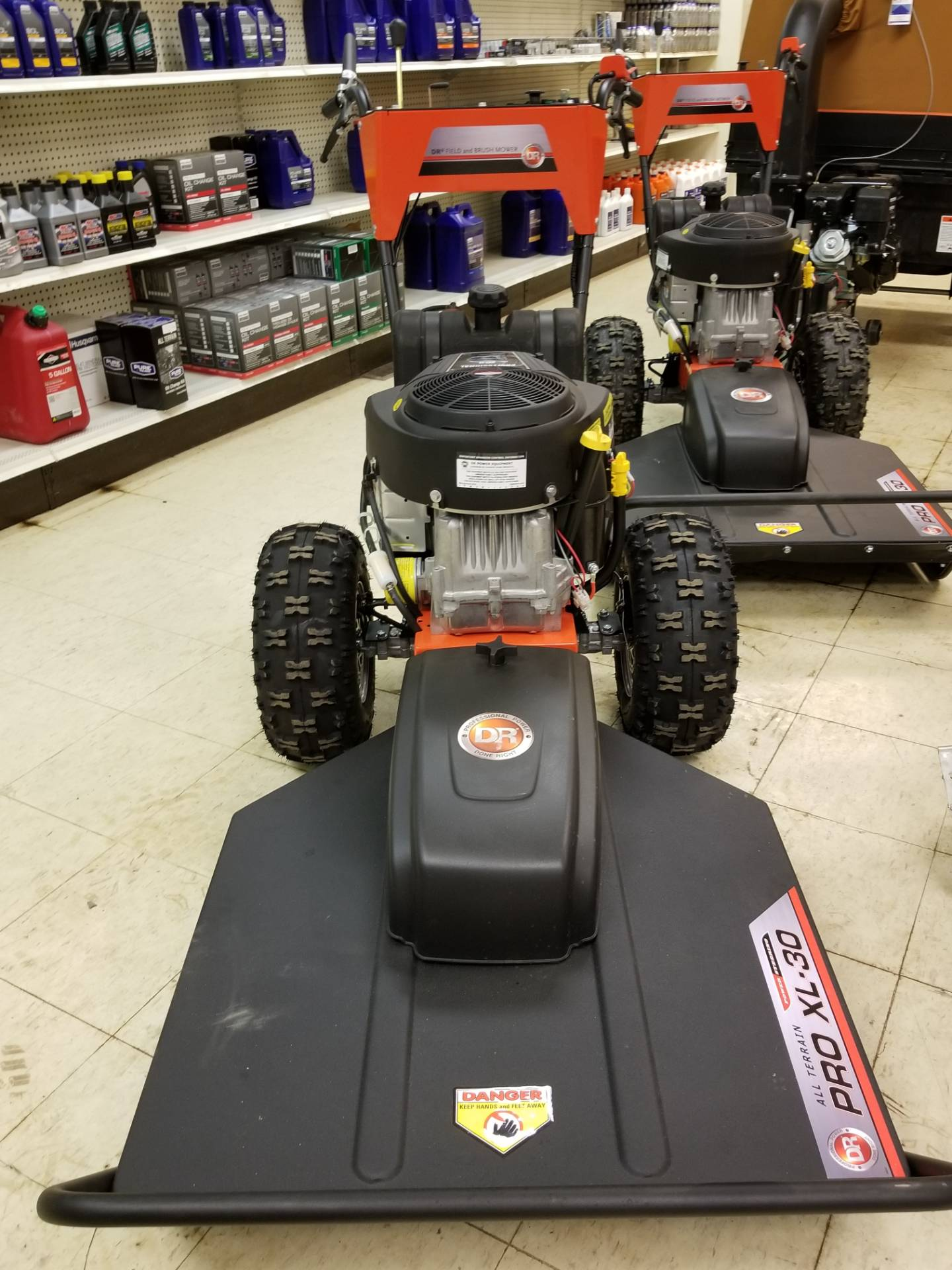 2018 DR Power Equipment PRO XL 30 in Bigfork, Minnesota