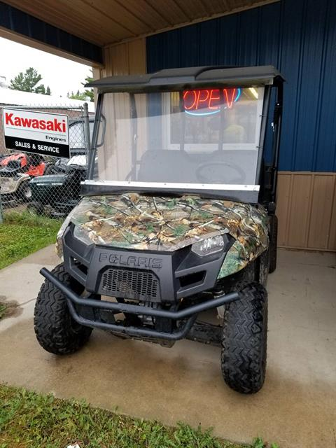 2012 Polaris Ranger® EV in Bigfork, Minnesota