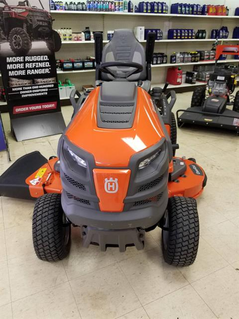 2018 Husqvarna Power Equipment TS 348XD Kawasaki (960 43 02-42) in Bigfork, Minnesota