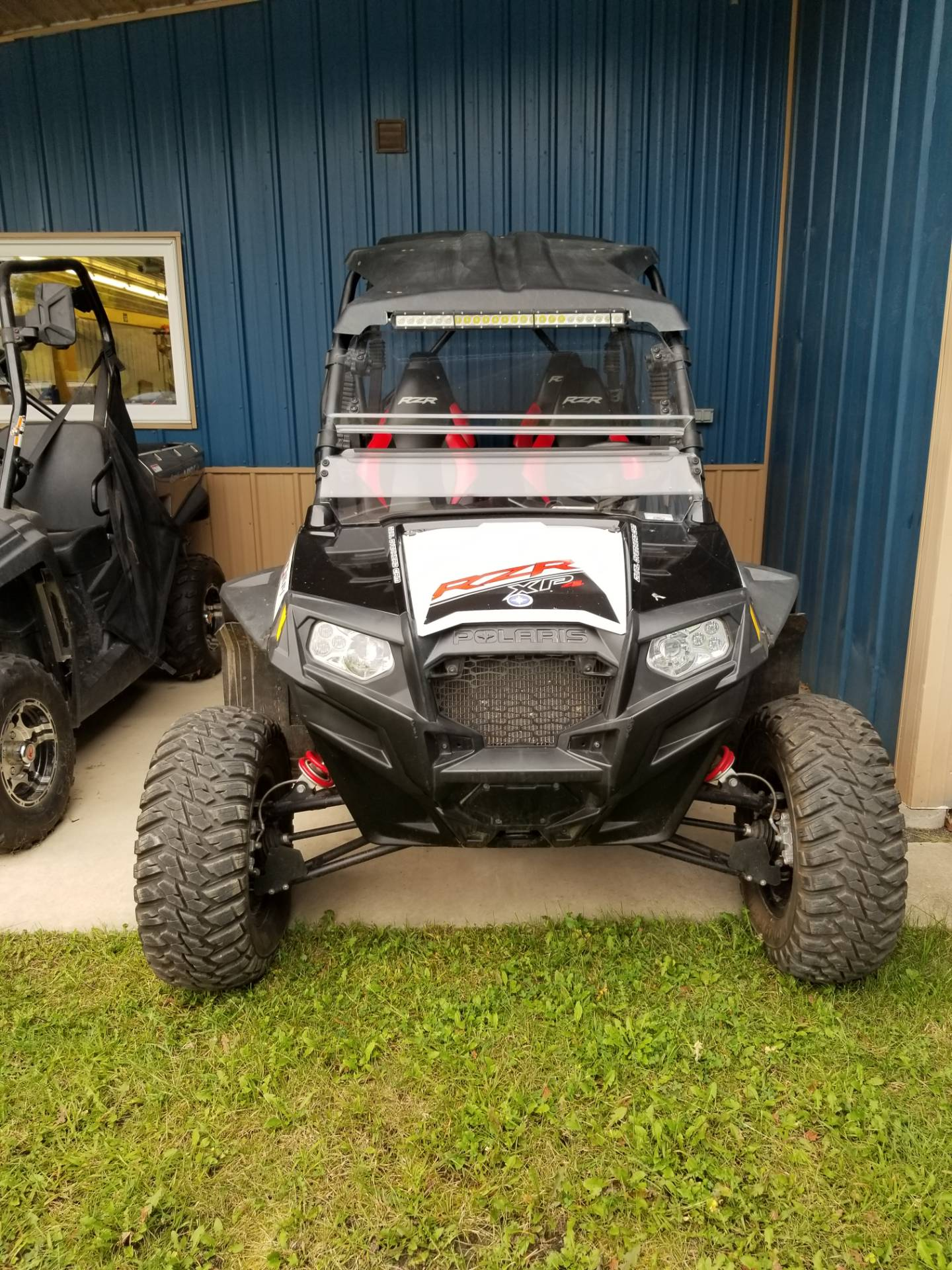 2013 Polaris RZR® XP 4 900 EPS LE in Bigfork, Minnesota - Photo 1