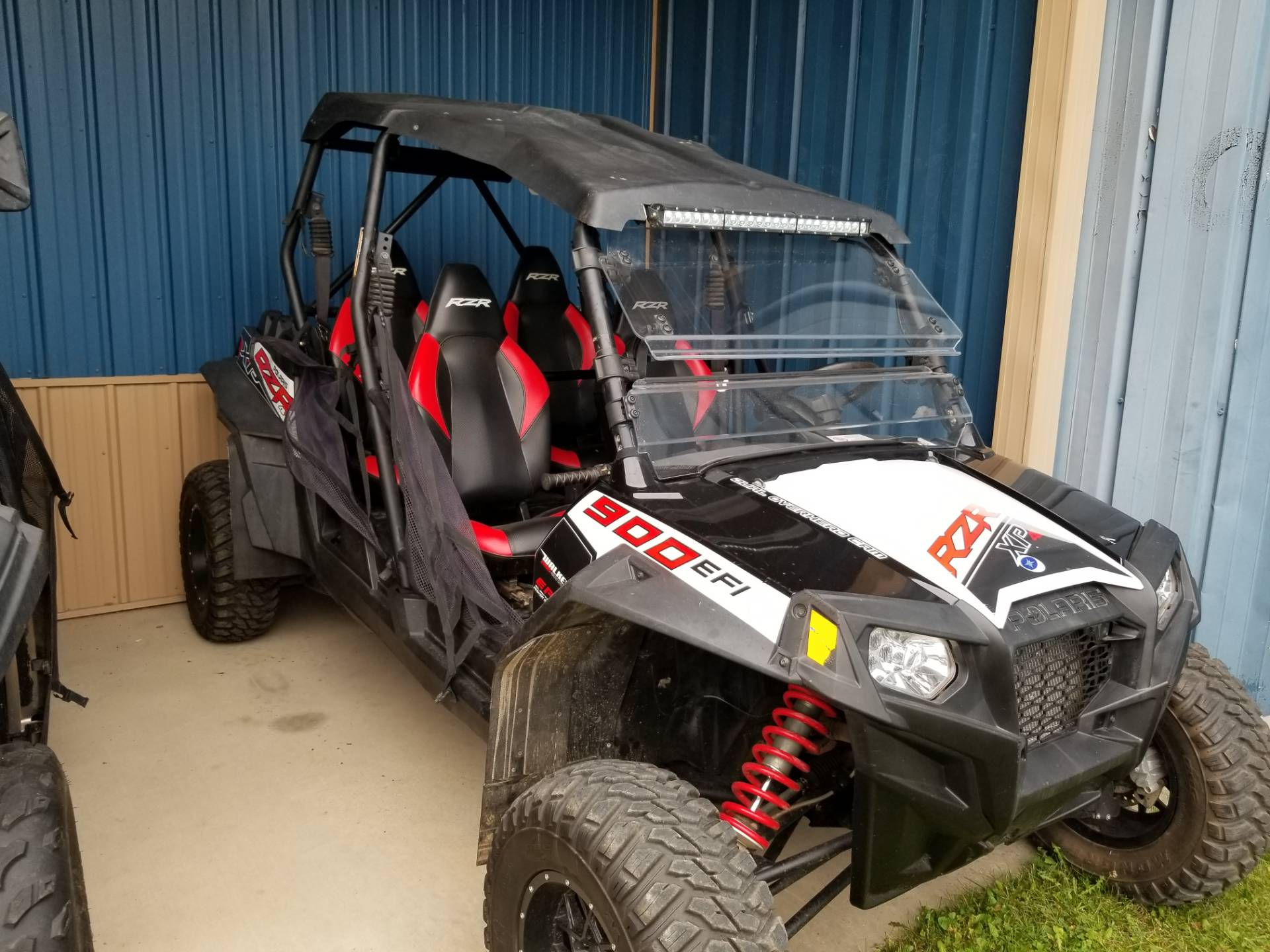 2013 Polaris RZR® XP 4 900 EPS LE in Bigfork, Minnesota - Photo 2