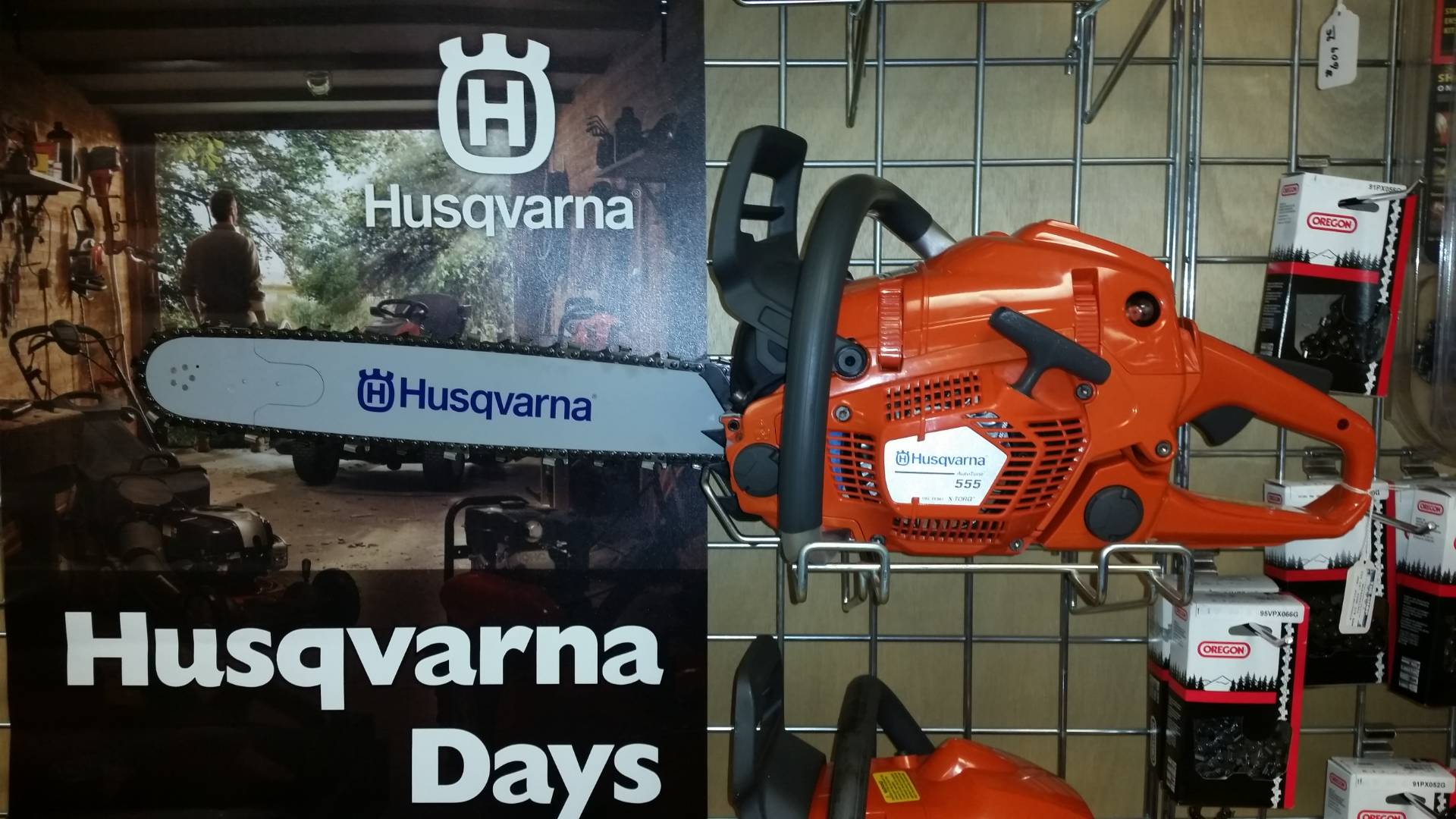 Husqvarna Power Equipment 555 in Bigfork, Minnesota - Photo 1