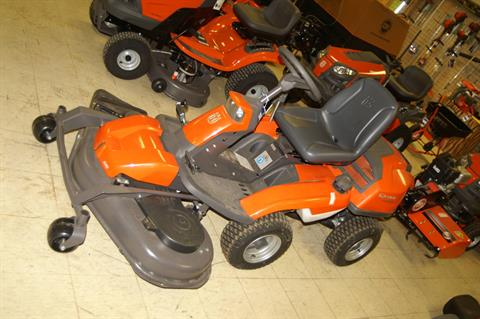 2016 Husqvarna Power Equipment R 322T AWD in Bigfork, Minnesota