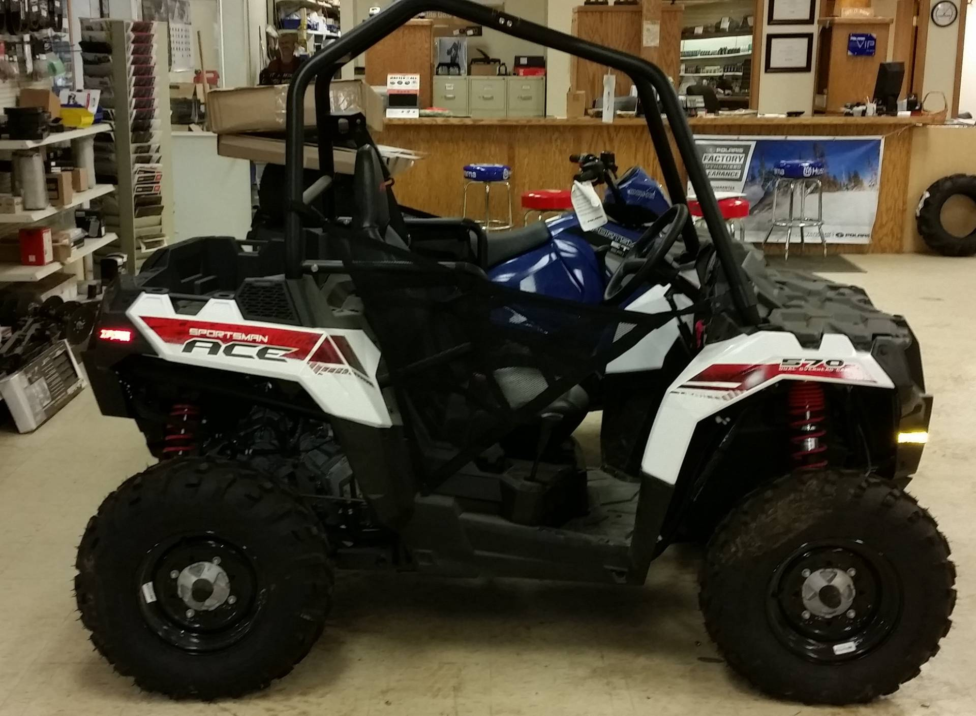2015 Polaris ACE™ 570 in Bigfork, Minnesota - Photo 3