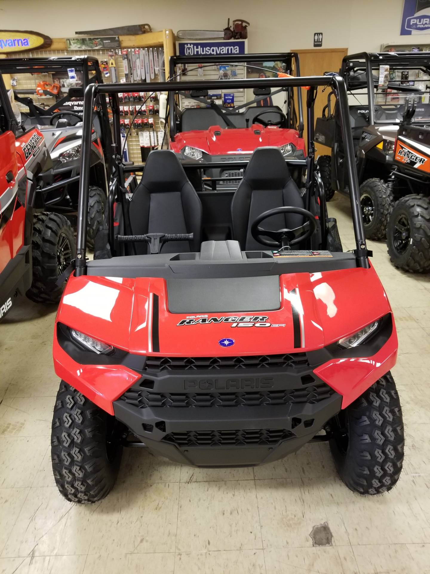 2019 Polaris Ranger 150 EFI in Bigfork, Minnesota - Photo 1