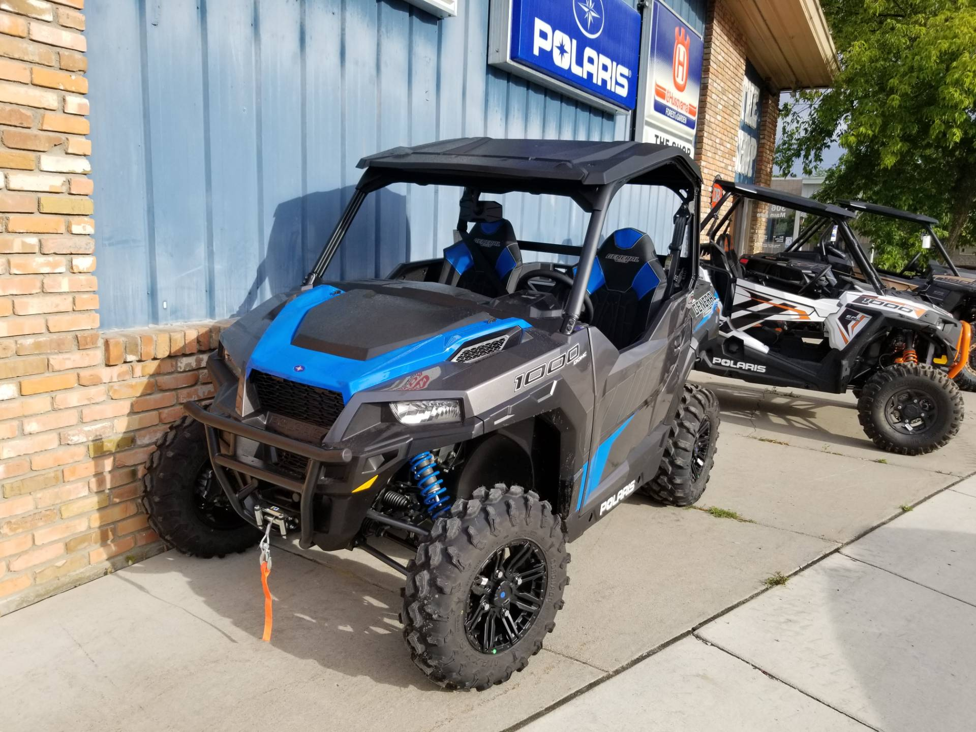 2019 Polaris General 1000 EPS Deluxe in Bigfork, Minnesota - Photo 1