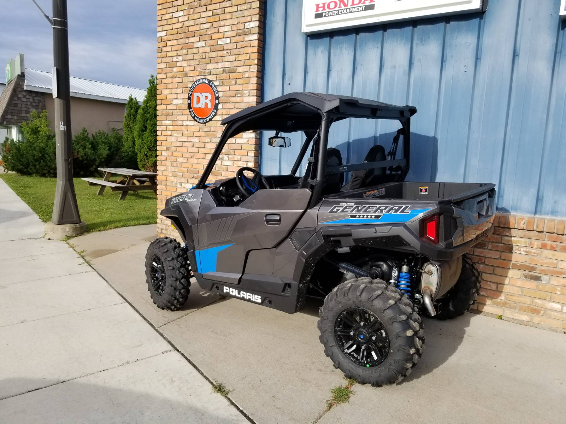 2019 Polaris General 1000 EPS Deluxe in Bigfork, Minnesota - Photo 2
