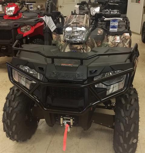 2017 Polaris Sportsman 570 SP Hunter Edition in Bigfork, Minnesota