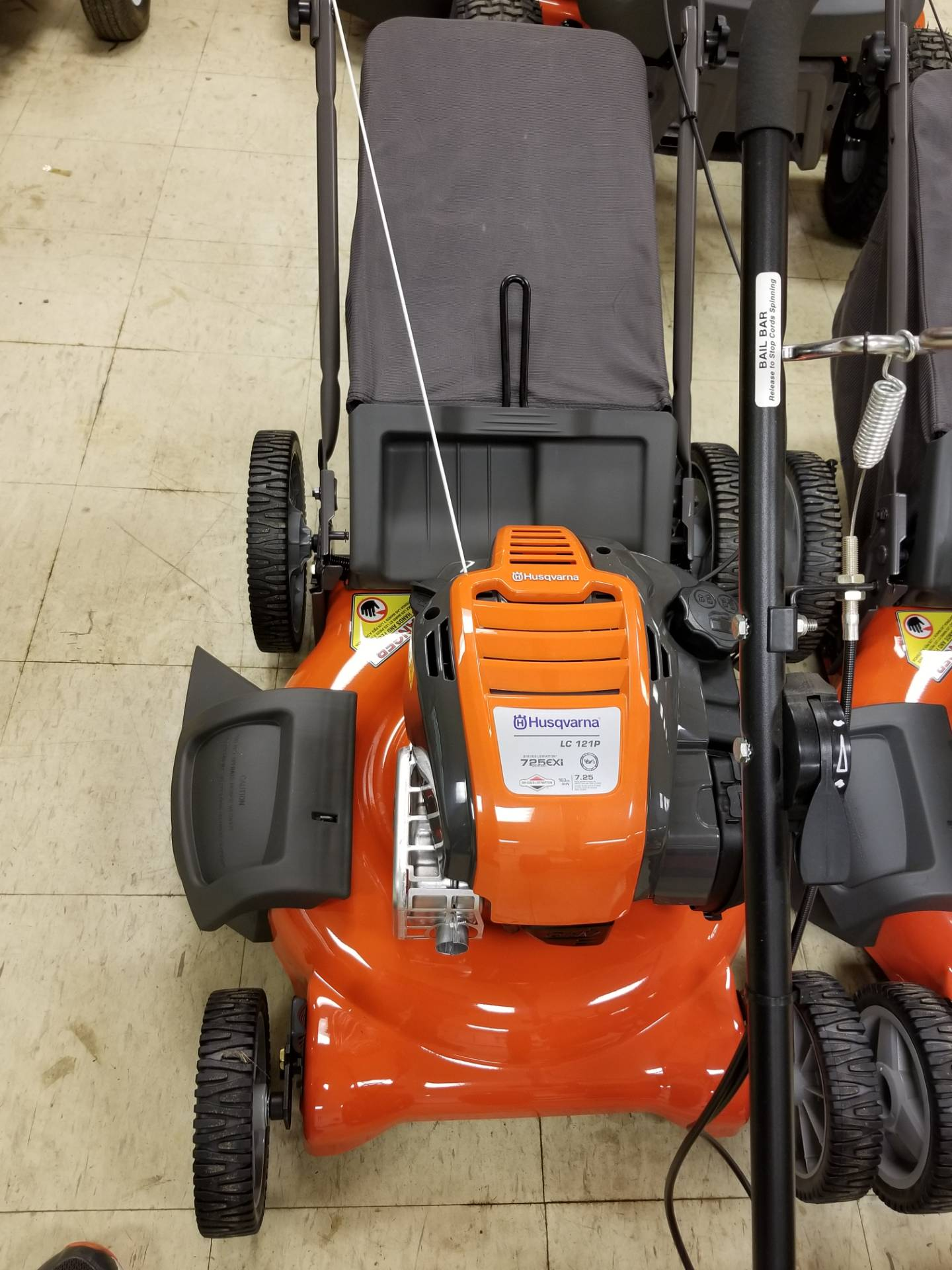 Husqvarna Power Equipment LC 121P 21 in. Briggs & Stratton Push in Bigfork, Minnesota - Photo 1