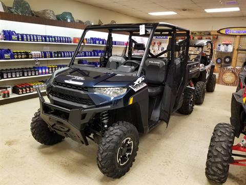 2020 Polaris Ranger Crew XP 1000 Premium in Bigfork, Minnesota