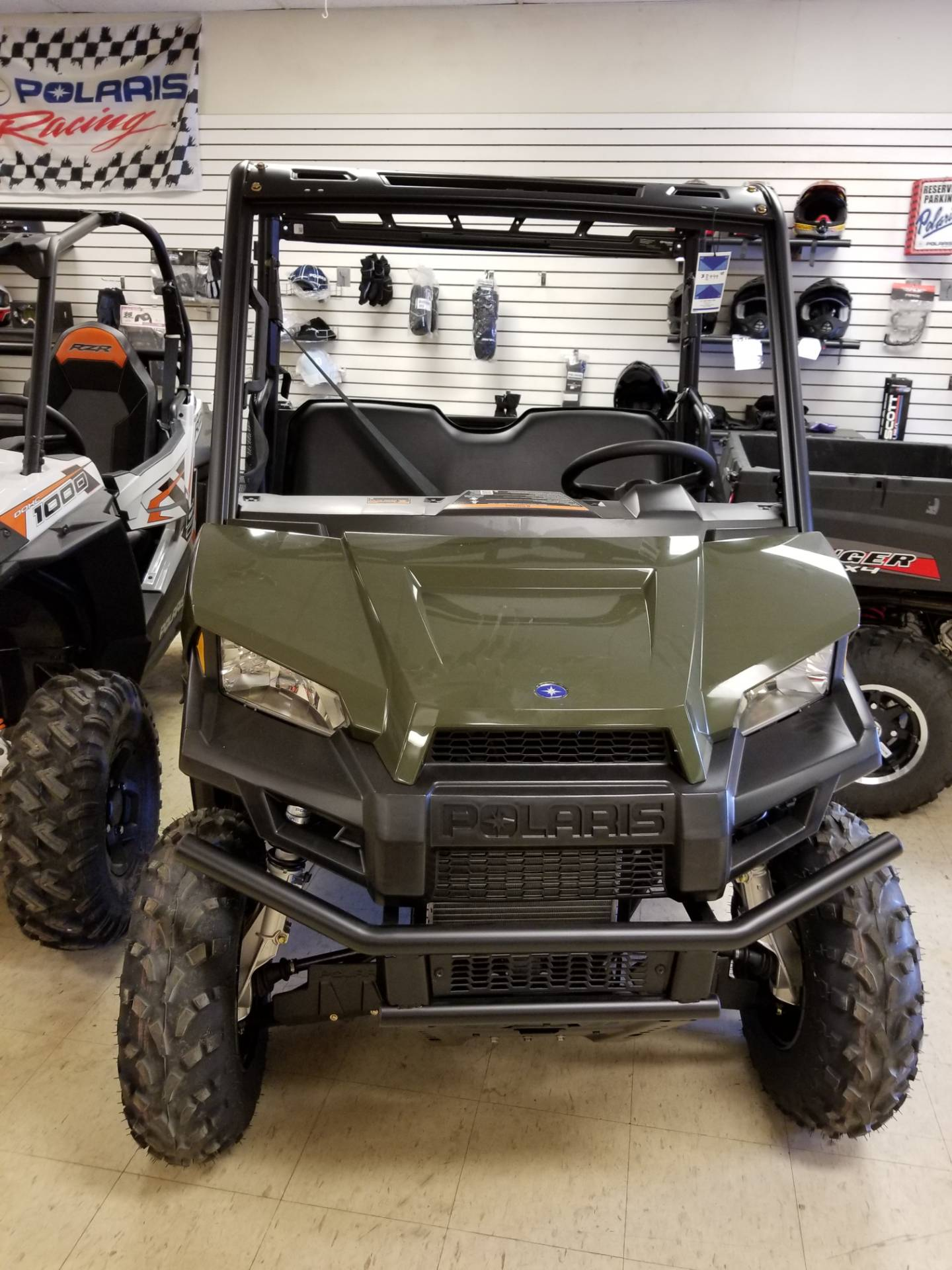 2019 Polaris Ranger 500 in Bigfork, Minnesota