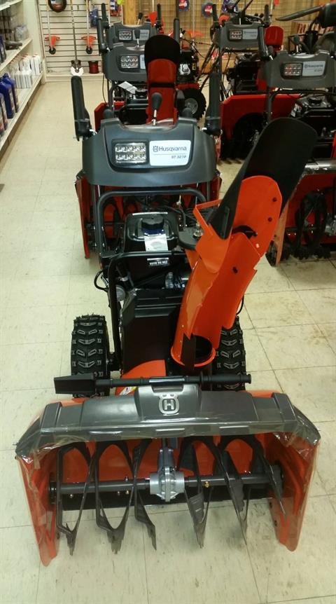 Husqvarna Power Equipment ST 327P (961 93 00-92) in Bigfork, Minnesota - Photo 1