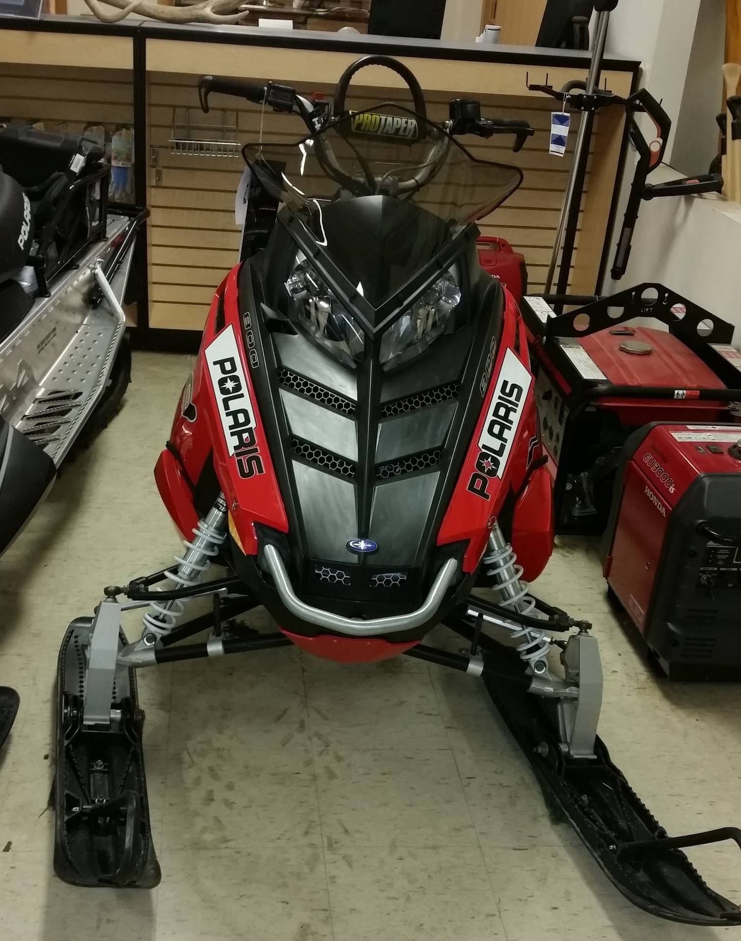 2014 Polaris 800 PRO-RMK® 155 in Bigfork, Minnesota