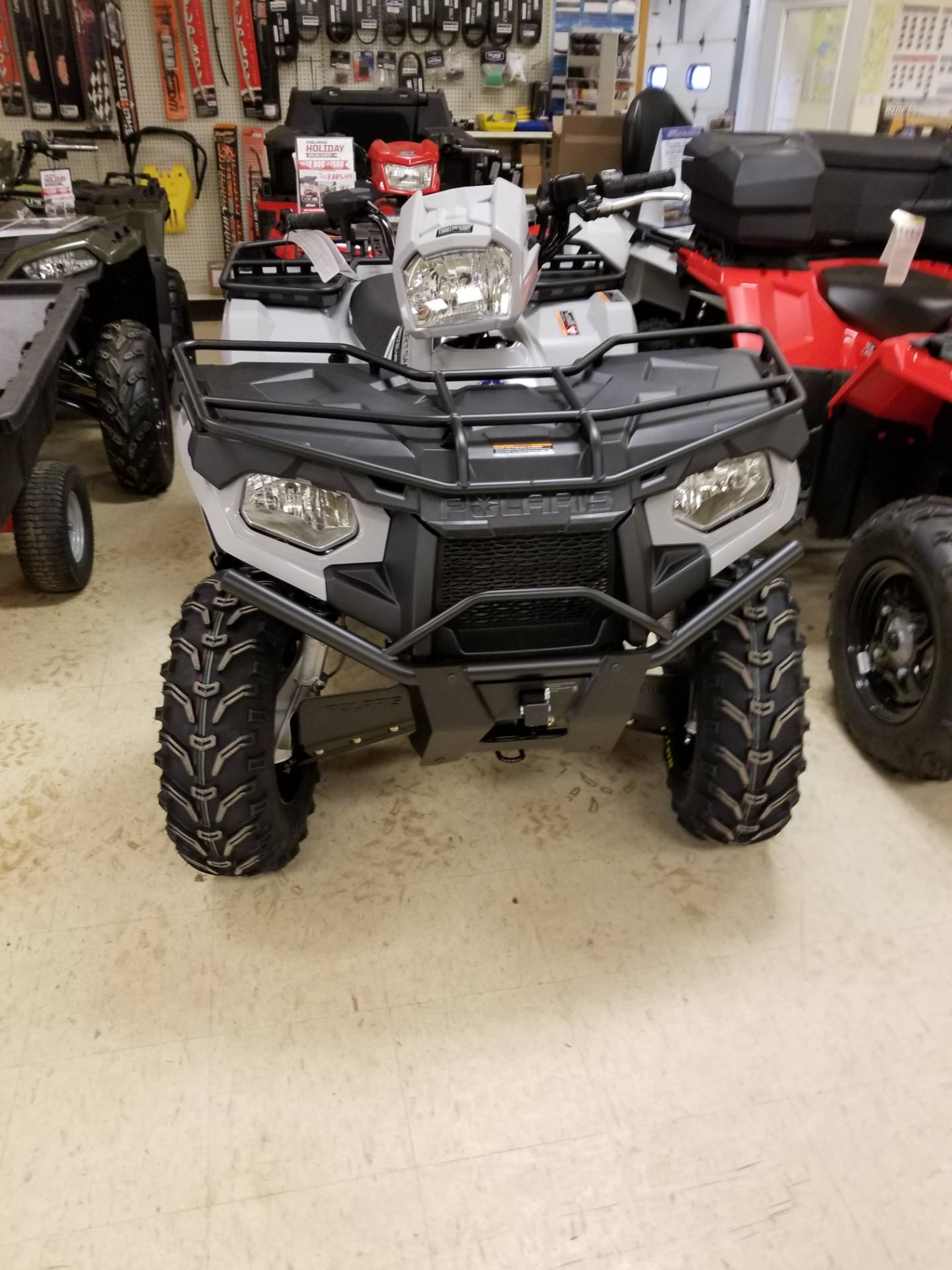 2019 Polaris Sportsman 570 EPS Utility Edition in Bigfork, Minnesota