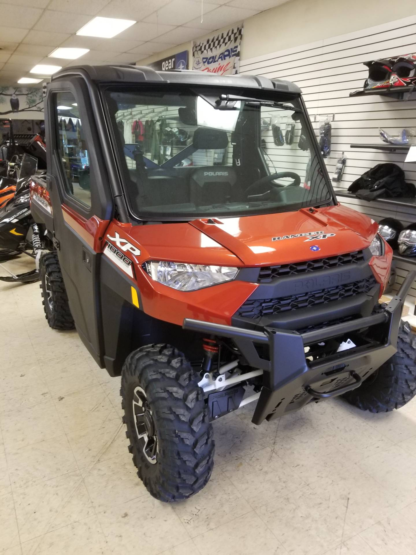 2020 Polaris Ranger XP 1000 Northstar Edition in Bigfork, Minnesota - Photo 1