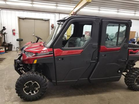 2019 Polaris Ranger Crew XP 1000 EPS NorthStar HVAC Edition in Bigfork, Minnesota - Photo 1
